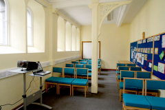Iona as a lecture room