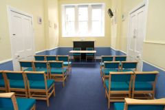 Mull as a lecture theatre